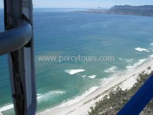 Micro-light flight over Hermanus and the Whales