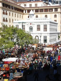 Green Market Square, Cape Town, South Africa