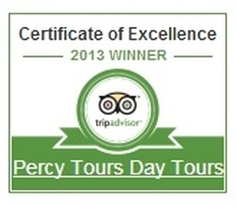 TripAdvisor Award winners 2013