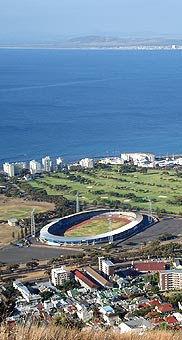 Old Green Point Stadium, Cape Town