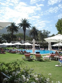 Mount Nelson Hotel, 5 star, Cape Town