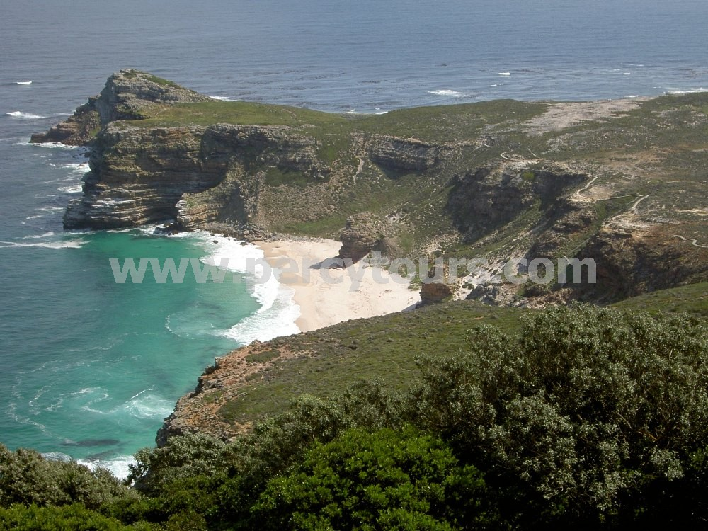 Cape Point and Cape of Good Hope, near Hermanus and Cape Town