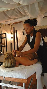 Massage treaments, Cape Town
