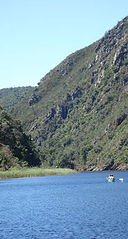 Keurboom River, Plettenberg Bay, Garden Route