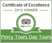 TripAdvisor Percy Tours Hermanus