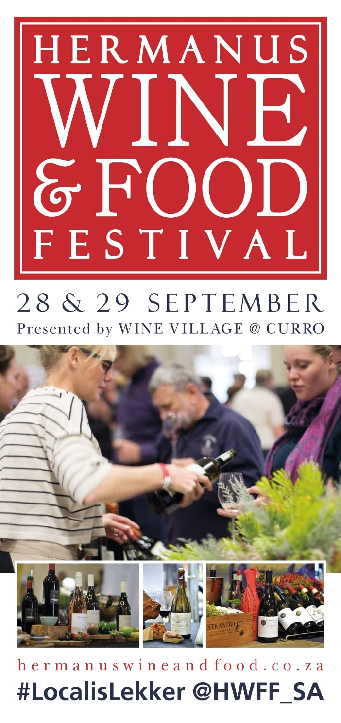 Hermanus Wine and Food Festival, near Cape Town, South Africa