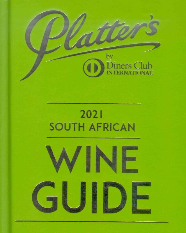 Percy Tours in 2021 John Platter South Africa wine guide