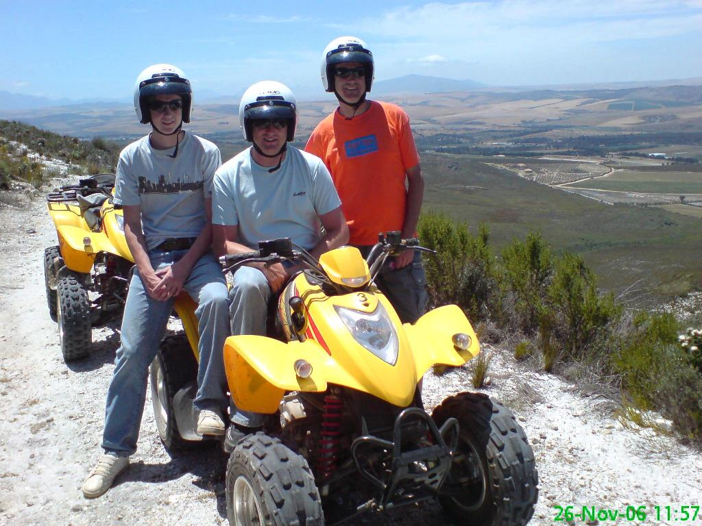 Quad Biking, Hermanus